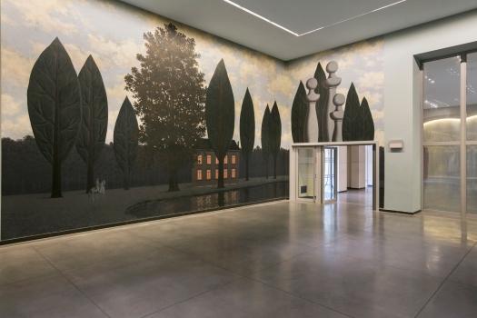 Magritte-Foyer